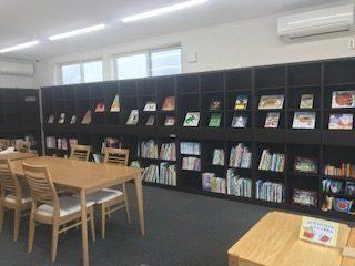 水島学童図書館オープン!