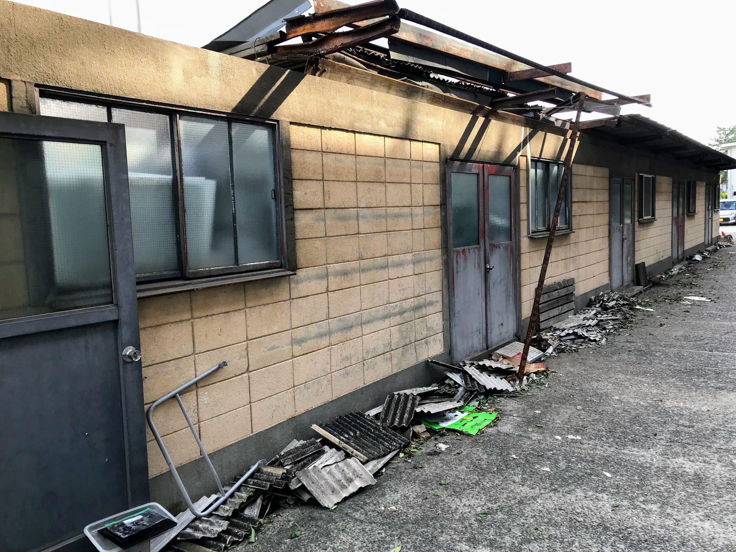 台風15号と電気と情報